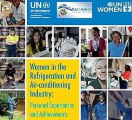 UN Environment Programme Celebrates Women in HVAC&R Industry