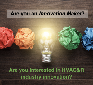 Are you an innovation maker