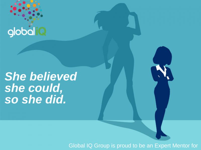 Global IQ Group Announced as Mentor for Female Entrepreneurship Program
