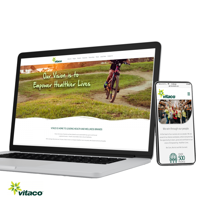 Empowering Healthier Lives – Vitaco