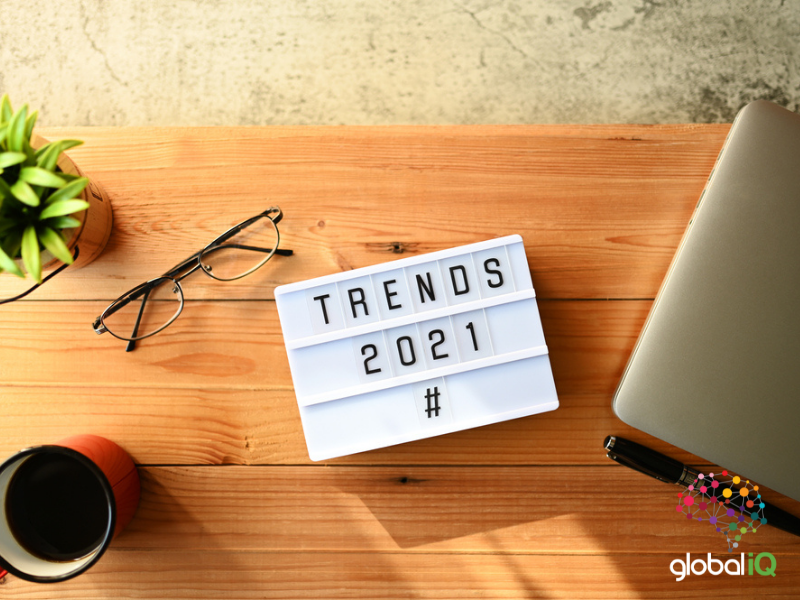 Let's party like it's 2016 – 5 Trends in 5 Years